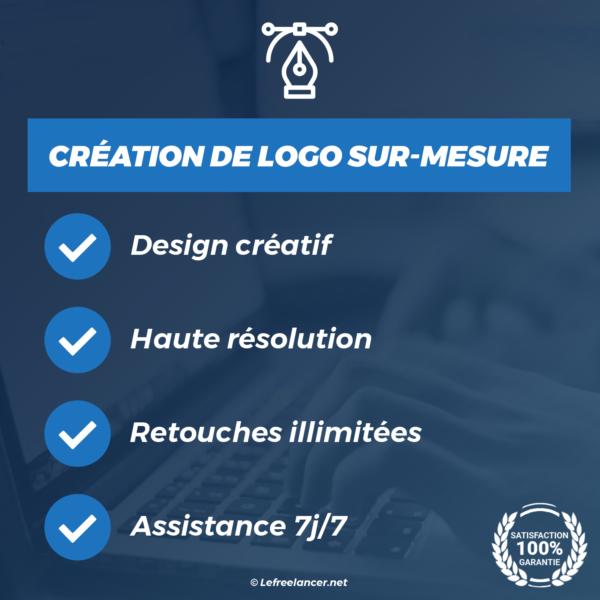 creation logo sur-mesure