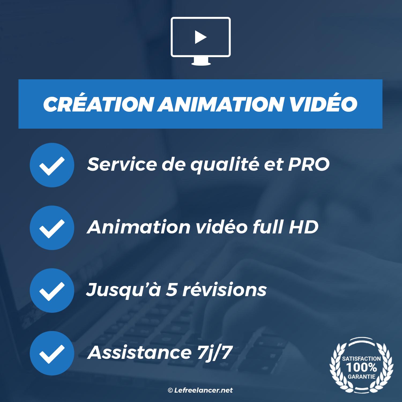 Création D'une Animation Vidéo