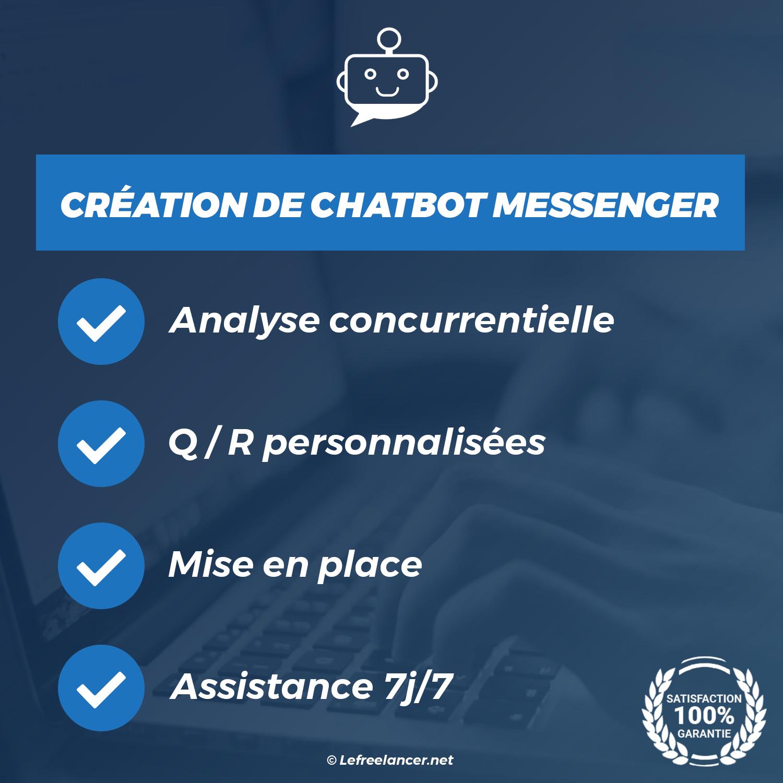 Création D'un Chatbot Messenger
