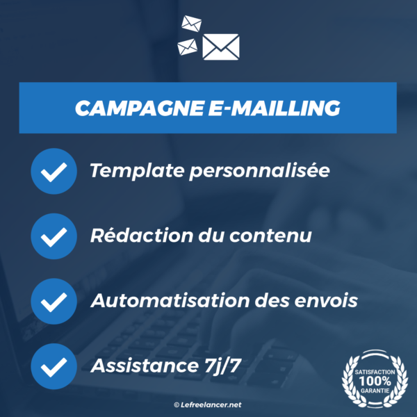 campagne emailling clé en main