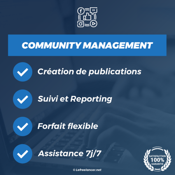 forfait community management