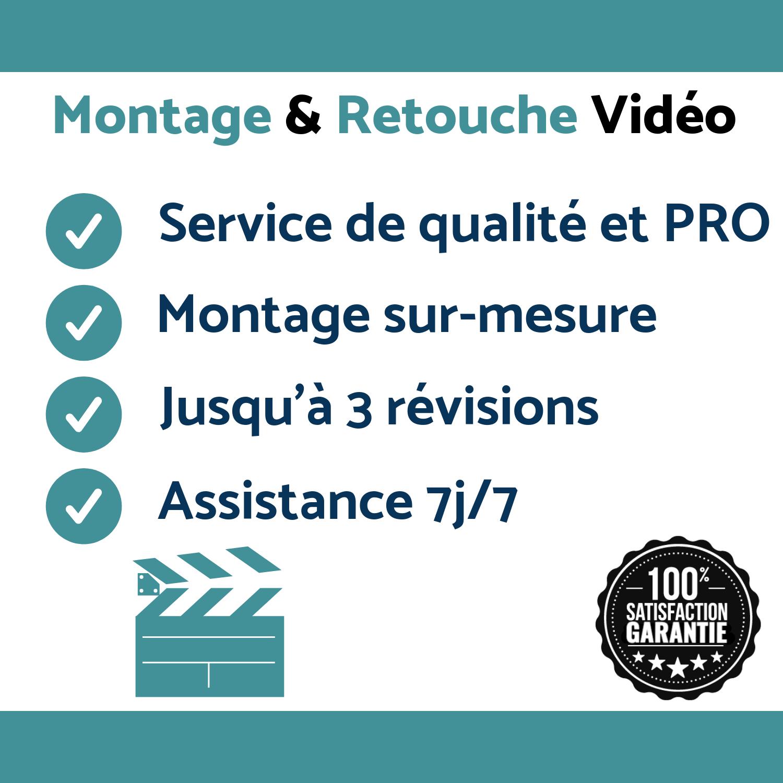 Montage Et Retouche Vidéo