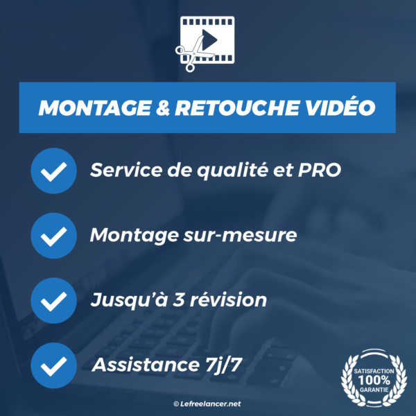 montage video en ligne