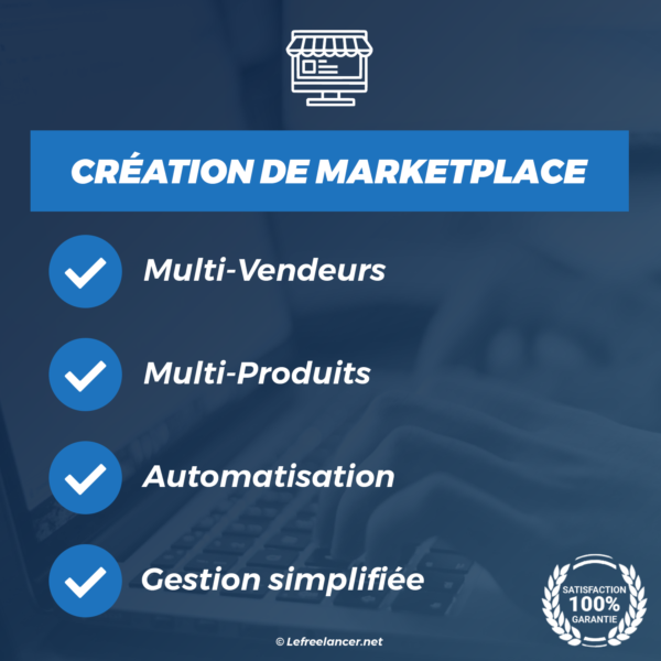 Creation de marketplace sur mesure