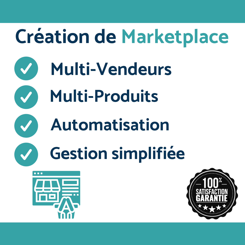 Création De Marketplace