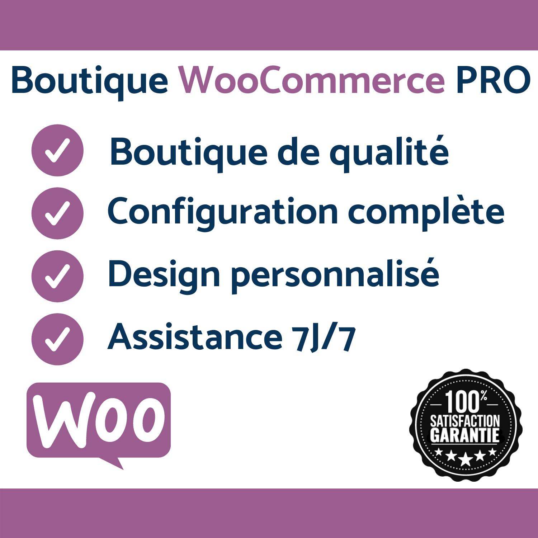 Création De Site WooCommerce Clé En Main